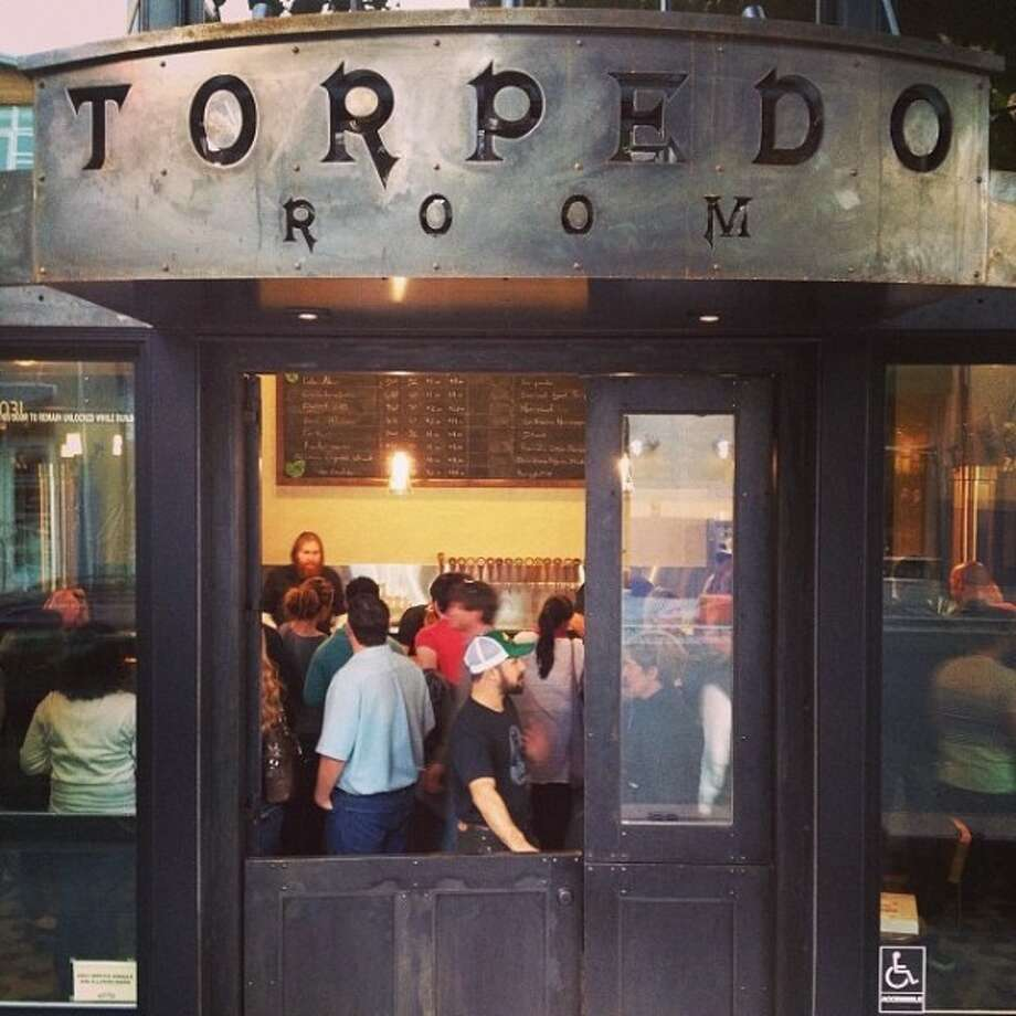 Sierra Nevada's Torpedo Room is temporarily closed. Photo: Facebook