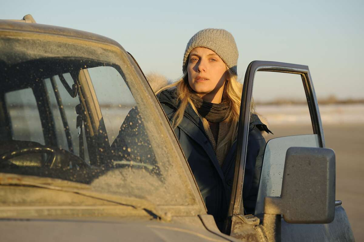 """This photo provided by courtesy of Sony Pictures Classics shows, Melanie Laurent as Ressmore, in the film, """"Aloft."""" (Jose Haro/Sony Pictures Classics via AP)"""