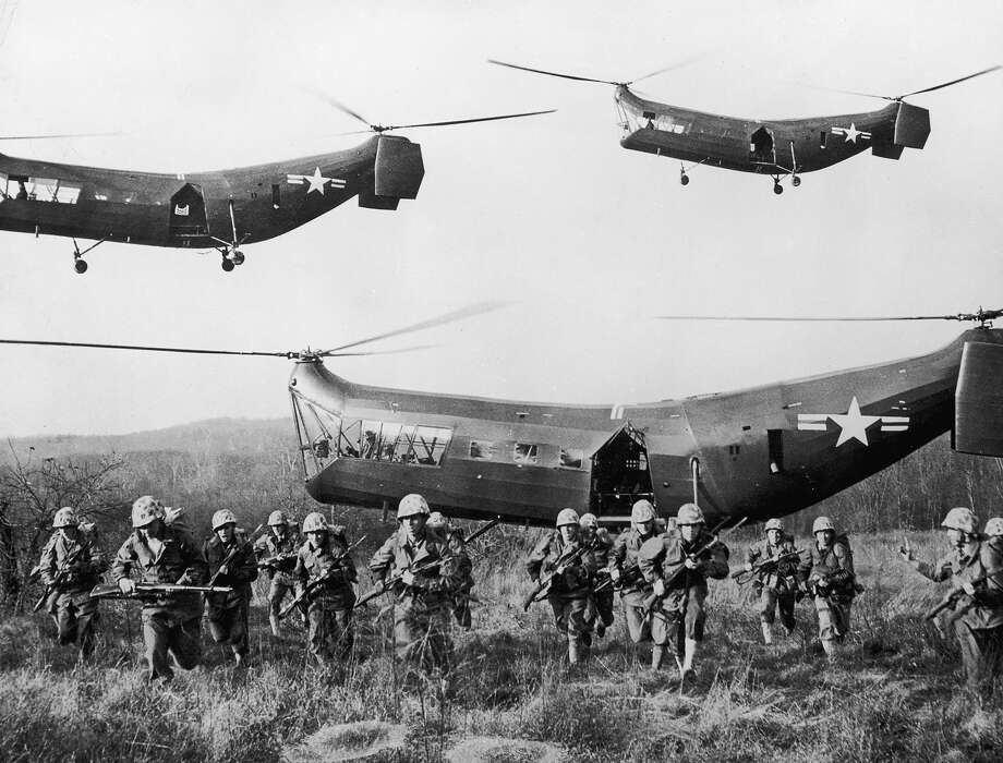 "On July 27, 1953, the United Nations Command and the North Koreans ended the Korean War. Nearly 200,000 soldiers on either side and over 2 million civilians lost their lives during the conflict.Here's a look at ""The Forgotten War."" Photo: Hulton Archive, Getty Images / Archive Photos"
