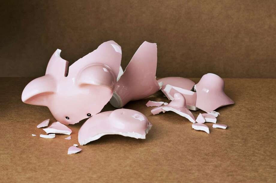 Taking money from your retirement savings is a sign you have not saved enough. Photo: Chris Ryan /Getty Images / Caiaimage