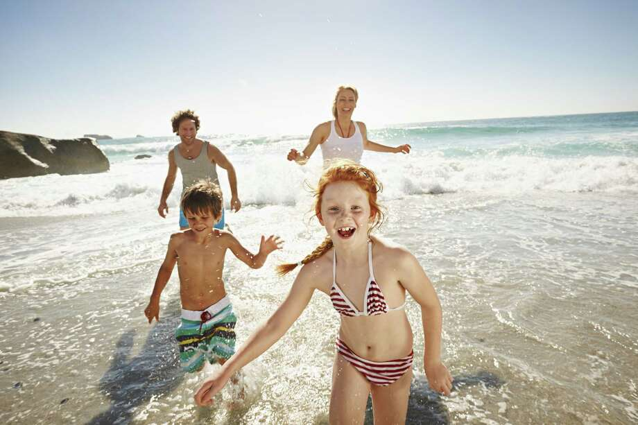 Dreaming of family fun on a vacation? It needs to be figured in as part of your budget, otherwise it can really crater one. Photo: Uwe Krejci /Getty Images / (c) Uwe Krejci