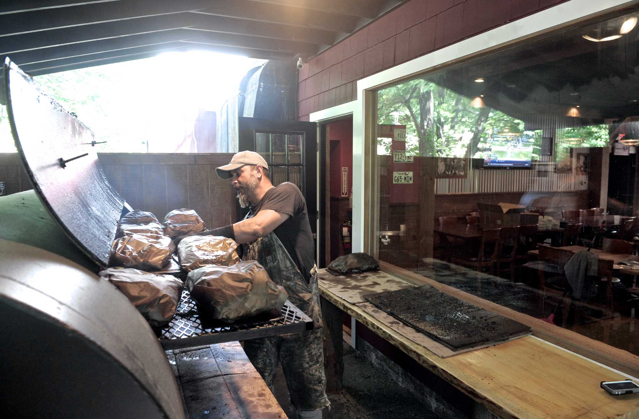 southern barbecue comes to ridgefield newstimes