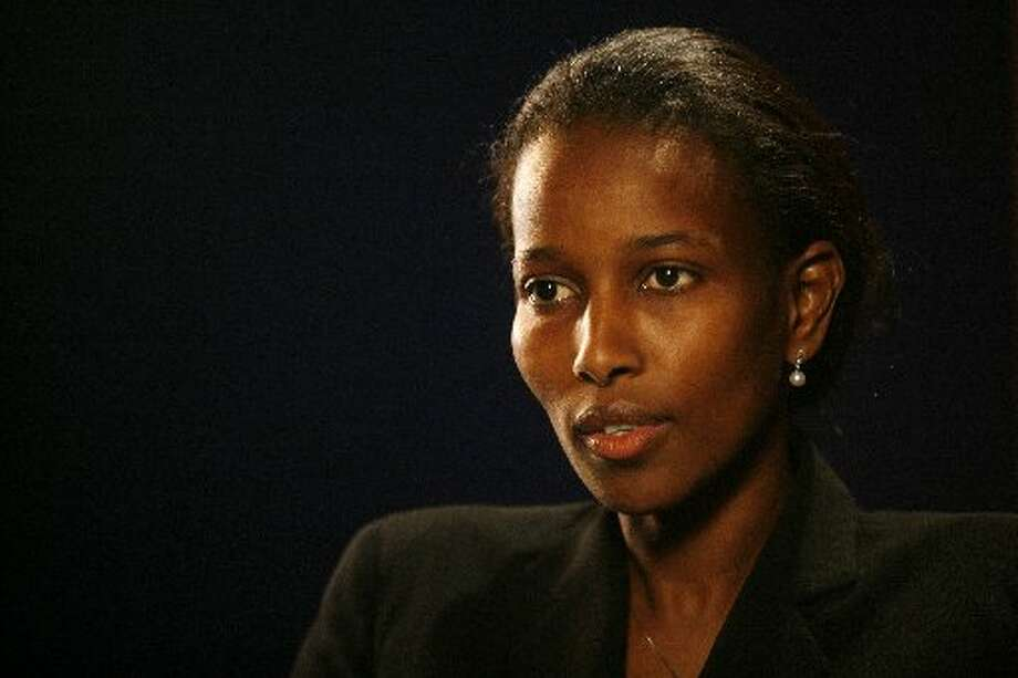 Ayaan Hirsi Ali is an author and teacher.