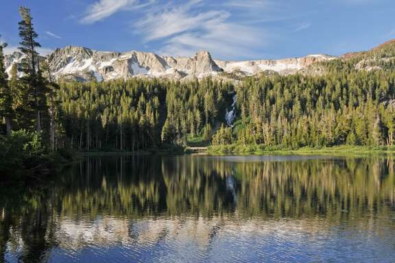 Mammoth Lakes  was the most-searched destination over last Memorial Day weekend. This area offers hiking and biking opportunities, plus nearby attractions like Yosemite National Park, Devil's Postpile National Monument and Mono Lake.