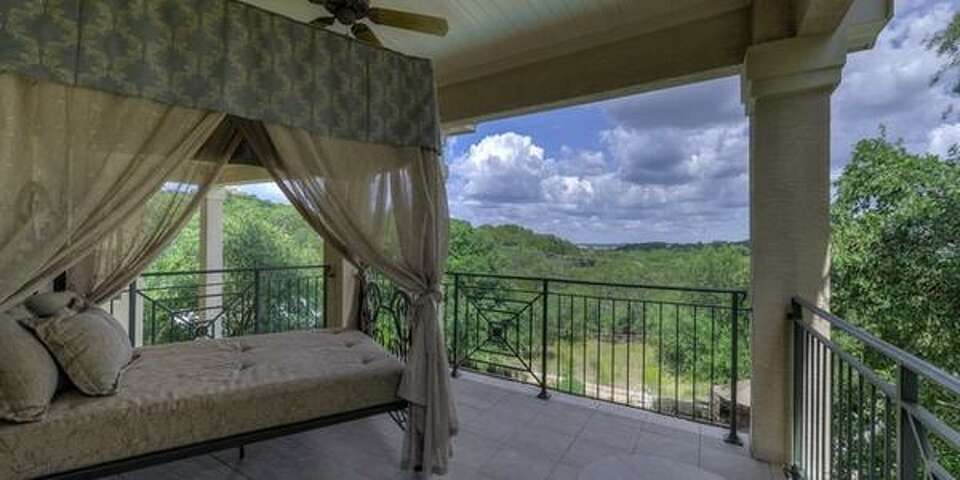 27310 ranch crest boerne covered balconies and a terrace are photo san - Houses with covered balconies ...