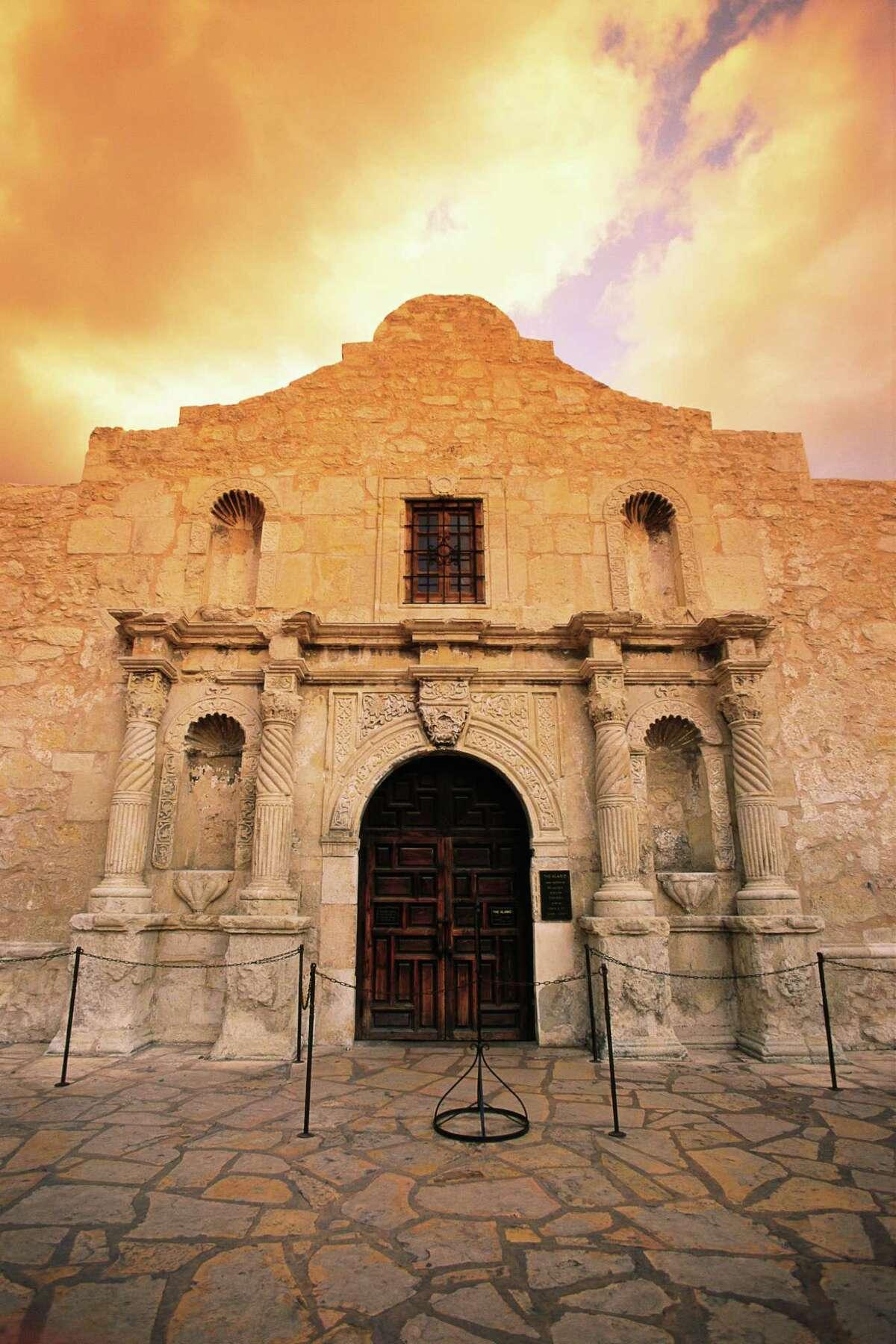 The Alamo San Antonio Convention & Visitors Bureau