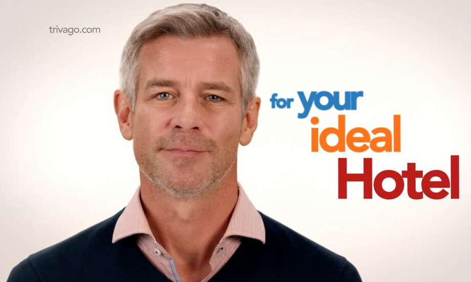 "Tim Williams, who grew up in Houston, is the ""Trivago Guy."""