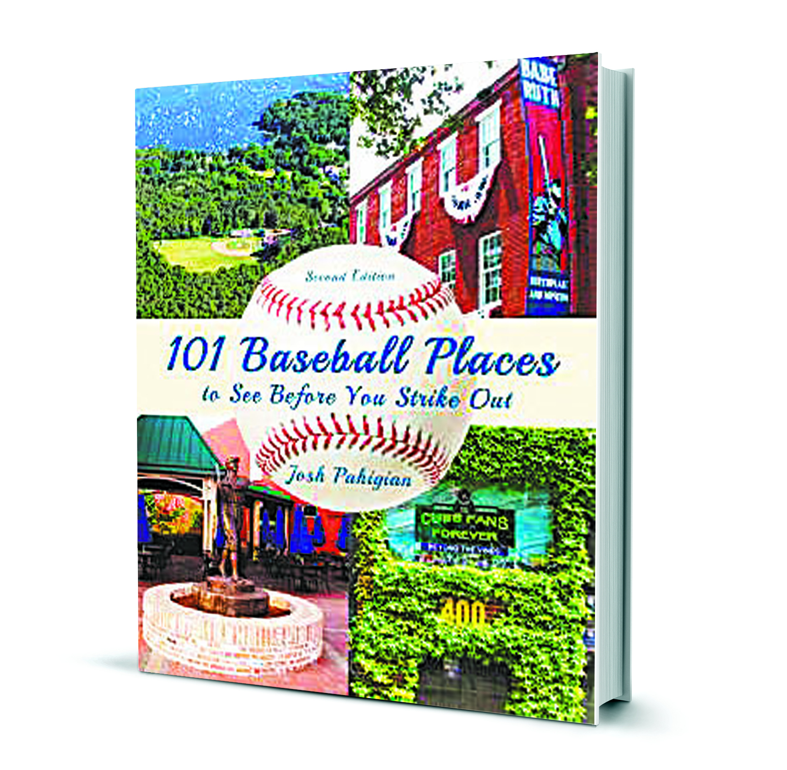 '101 Baseball Places' is a good resource to take to an away game -  HoustonChronicle.com