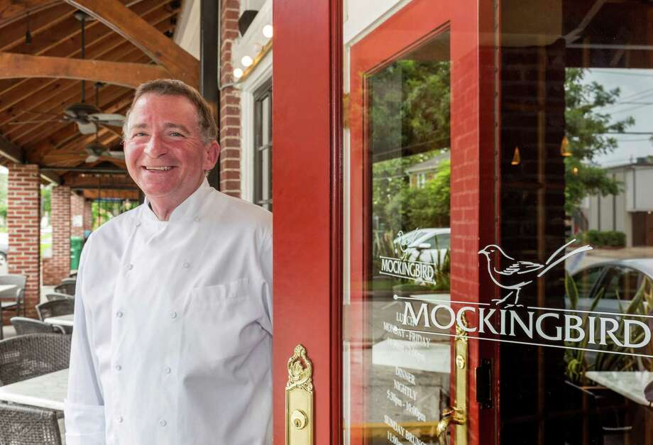 Chef John Sheely opened Mockingbird Bistro in January 2002. It remains his signature restaurant. Photo: Craig Hartley, Freelance / Copyright: Craig H. Hartley