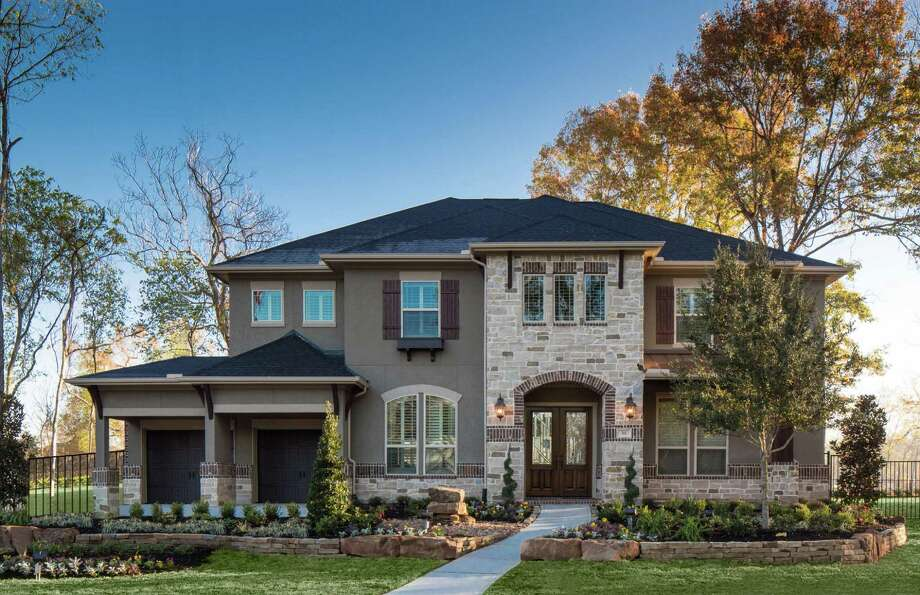 Builders Offer New Home Designs In Sienna Plantation