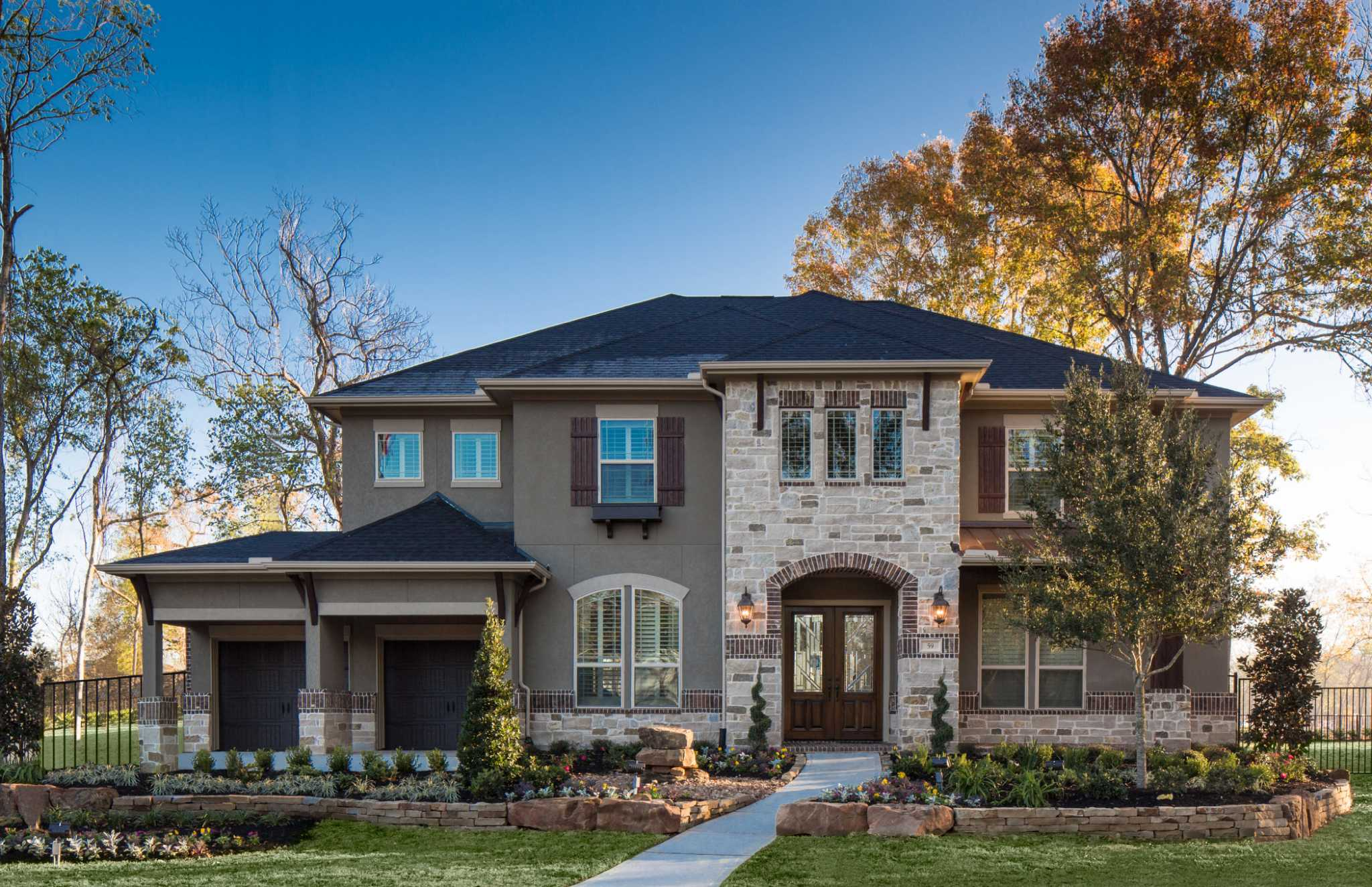 Builders Offer New Home Designs In Sienna Plantation   Houston Chronicle