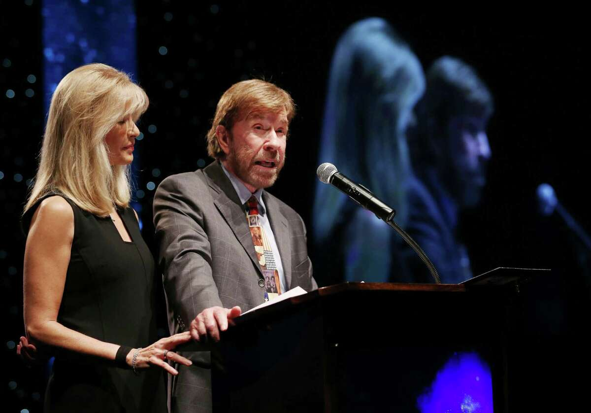 Chuck Norris is one of America's most beloved action stars.See which candidate other celebrities are endorsing ...