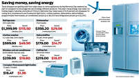 Appliances with no sales tax for this year's Texas Energy Star Sales Tax Holiday.