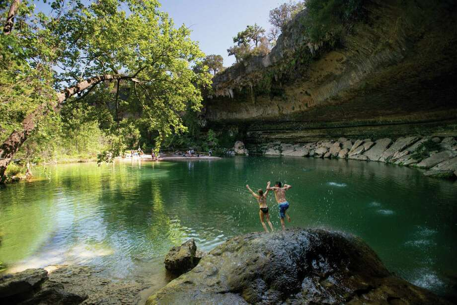 Hamilton Pool Photo: DAVE MEAD / DAVE MEAD