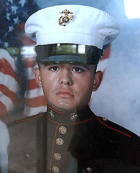 Juan G. Garza Jr. San Antonio / San Benito Marines Private First Class Died: 4/8/2003, Iraq Photo: Courtesy Photo