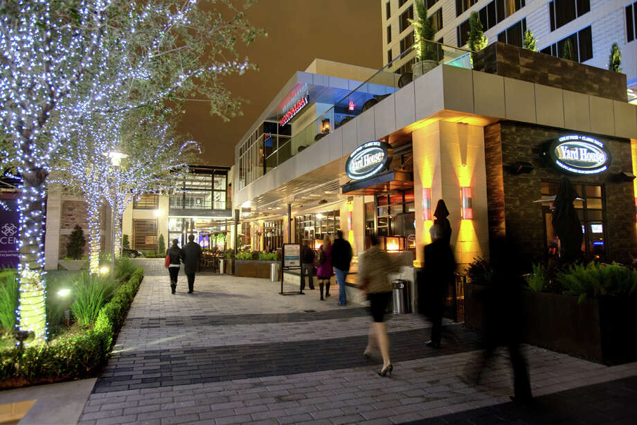 CityCentre is among the retail developments in Houston that helped to keep the city's sales tax revenue climbing, increasing more than 6 percent from August of last year, state officials said.