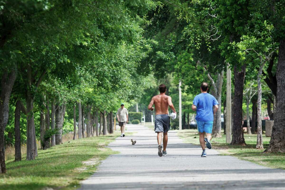 The City of Houston's Parks and Recreation Department is revisiting its master plan and wants input from residents, through July 31. Terry Hershey Park and trail system, above, is located in Sector 9 in the parks system