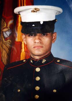 Juan Calderon Jr. Weslaco Marine Corps Sergeant Died: 8/2/2004, Iraq Photo: Courtesy Photo