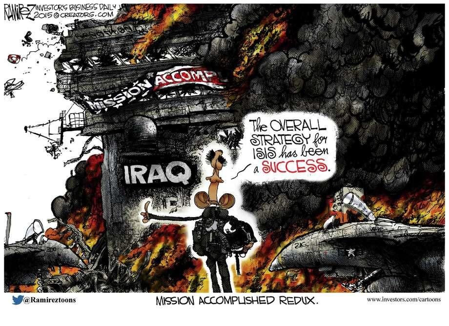 Iraq again