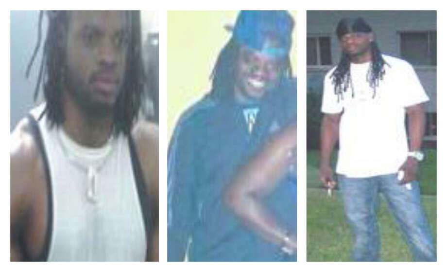 This combination of undated photos provided by the Washington, D.C., police shows Daron Dylon Wint.  Authorities have arrested Wint, an ex-convict who was accused in the killings of a wealthy Washington family and their housekeeper. Members of a fugitive task force arrested Wint, 34, on Thursday, May 21, 2015, about a week after authorities said the family was killed and their mansion set on fire.  (Metropolitan Police Department via AP) Photo: Associated Press / Washington, D.C., police