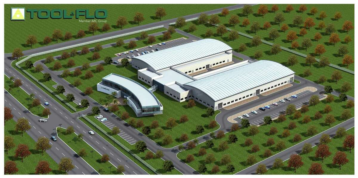 Tool-Flo will relocate to Pearland's Lower Kirby District. International Metalworking Cos., which owns Tool-Flo, has selected a site at the southeast corner of Kirby Drive and North Spectrum Boulevard.