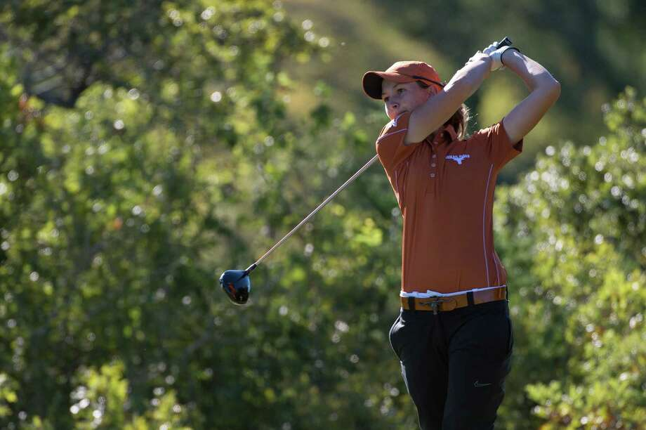 Texas senior golfer Bertine Strauss is from South Africa. She is one of many international athletes making an impact for the various sports teams on campus. Photo: Courtesy Photo /UT Athletics