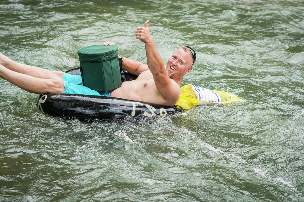 1. There is no glass, Styrofoam or littering allowed on any Texas river.