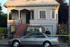 3 men shot dead in North Oakland; suspect detained - Photo
