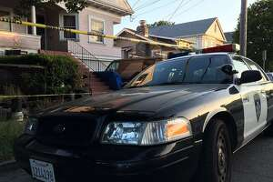 Man charged in triple slaying in North Oakland - Photo