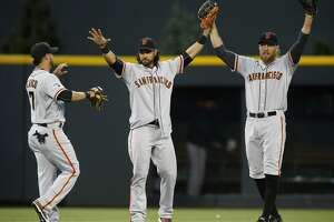Giants Splash: Win streak ends at eight in nightcap - Photo
