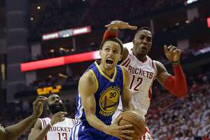 Warriors dominate Rockets in Game 3 rout - Photo