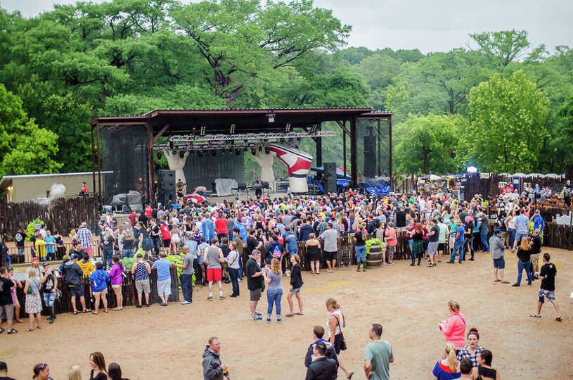 Whitewater Amphitheater New Braunfels TexasThis Small Venue Sits Photo 80