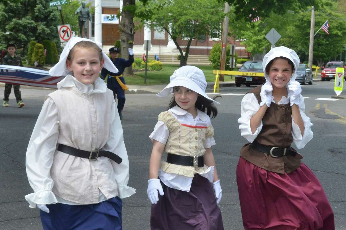 The Milford Memorial Day parade stepped off Daniel Wasson Field and proceeded to the Milford Green on May 24, 2015. Were you SEEN?