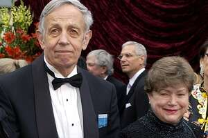 John Nash, mathematician portrayed in 'A Beautiful Mind,' dies - Photo