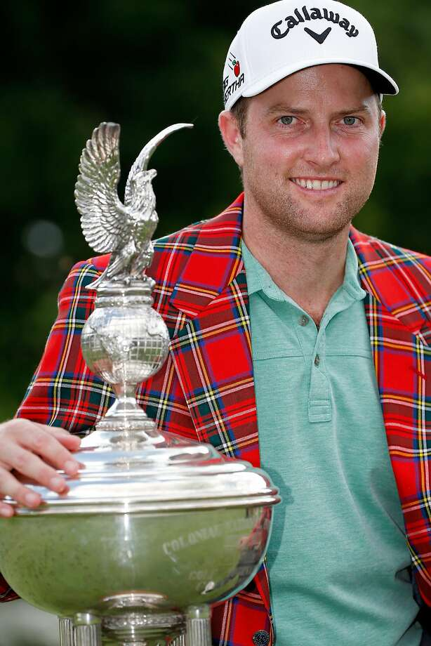 Kirk beats Spieth at Colonial