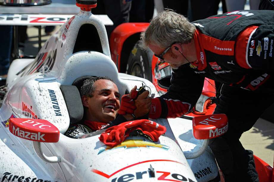 Juan Pablo Montoya, who won the Indianapolis 500 in 2000, was back in Victory Lane on Sunday. The 15 years between Montoya's two wins surpassed the 10 years A.J. Foyt needed between his third and fourth victories. Photo: Robert Laberge, Stringer / 2015 Getty Images