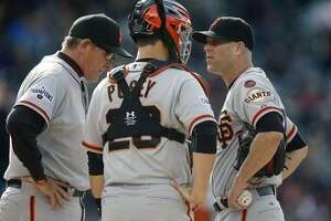 Tim Hudson roughed up at Coors Field - Photo