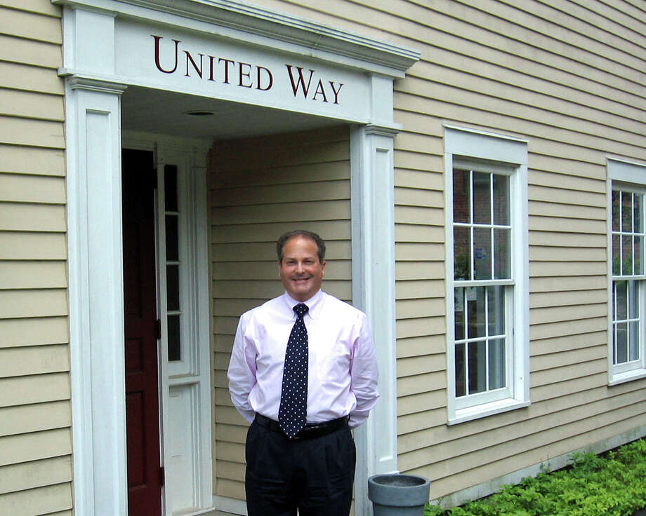 Stuart Adelberg, president and CEO of Greenwich United Way, is stepping down after a 27-year career with the organization. Photo: Contributed Photo / Greenwich Citizen