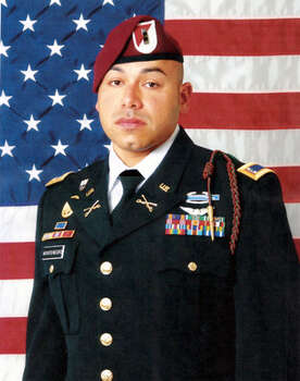 Jose Luis Montenegro Jr. San Juan / Houston  Army Chief Warrant Officer 2 Died: 9/5/2012, Location: Afghanistan Photo: Courtesy Photo