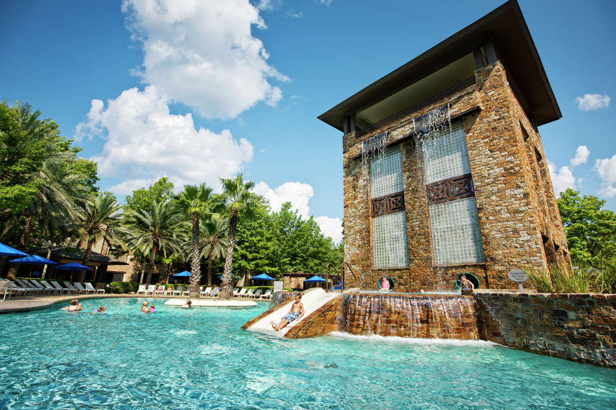 The Woodlands: Have a staycation If you're going to The Woodlands, it's best to just stay the whole weekend. Enjoy the pool and spa at The Woodlands resort in between eating, shopping and concert-going. 2301 N. Millbend