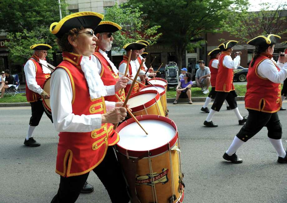 Danbury Memorial Day ParadeMonday, May 29, 2017 at 6:30 a.m.Steps-off from St. Joseph's Church Photo: Carol Kaliff / The News-Times