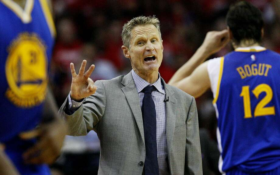 Kerr: 'Our guys are coming in with some fight tonight.'