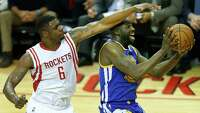 Rockets take down Warriors - Photo