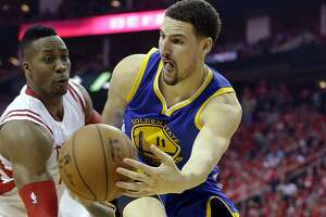 Warriors' Thompson finds his shooting touch - Photo