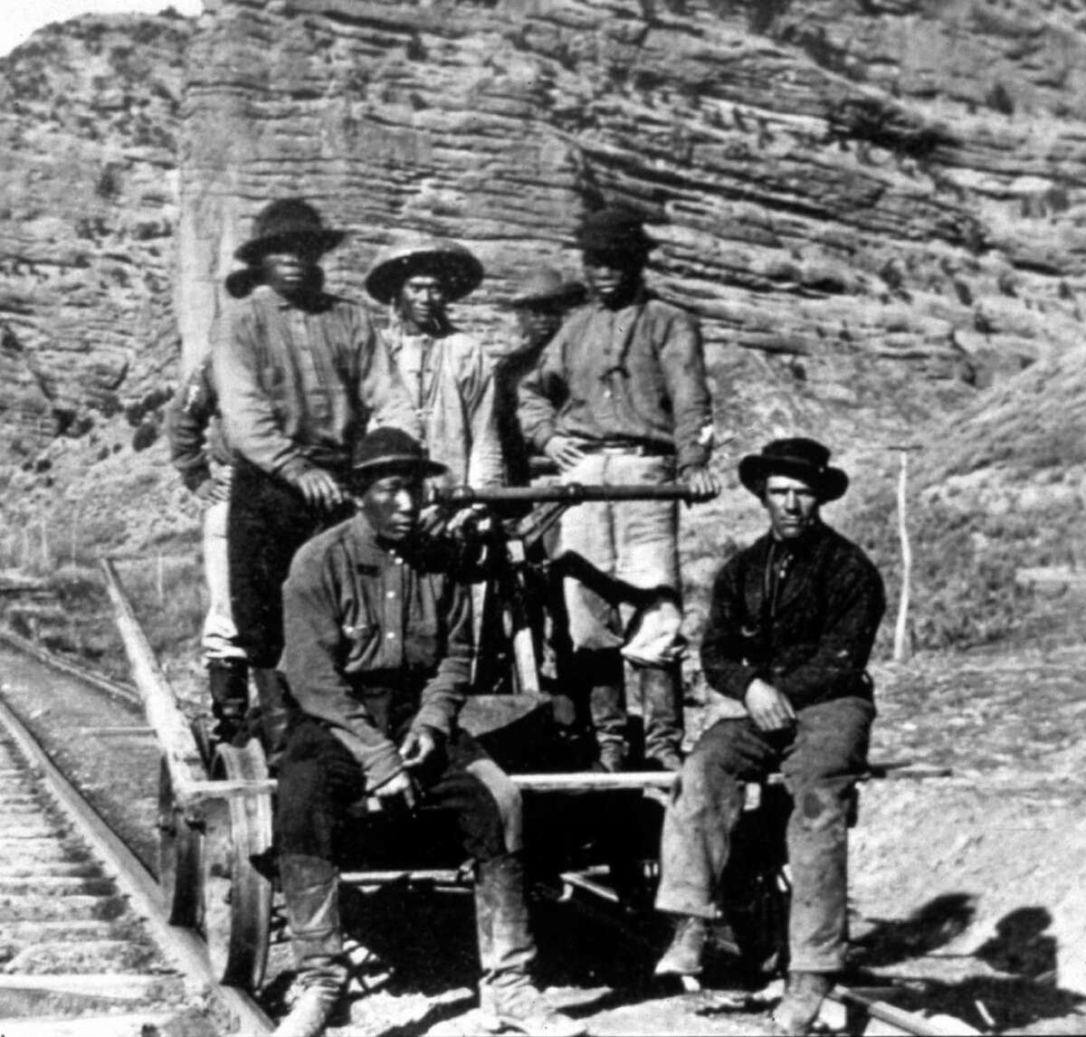 Initially hired for manual labor only, Chinese workers proved able at skilled work immediately. They served as masons, tracklayers and foremen.
