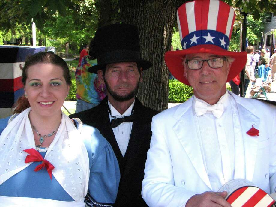 Were you Seen at the annual Memorial Day Parade in the town of Bethlehem on Monday, May, 25, 2015? Photo: Michael Huber