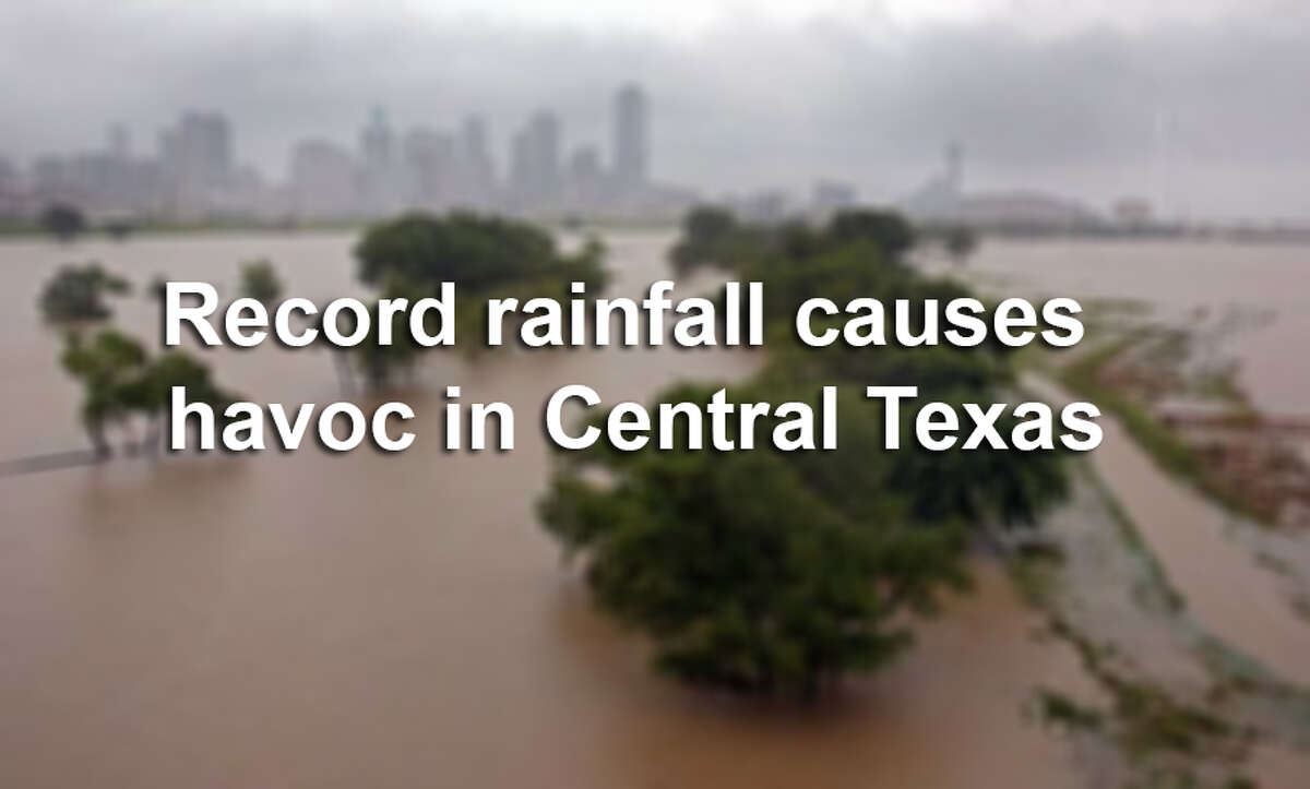Record rainfall ripped through parts of South Central Texas over the Memorial Day weekend causing flooding and displacing thousands of people.
