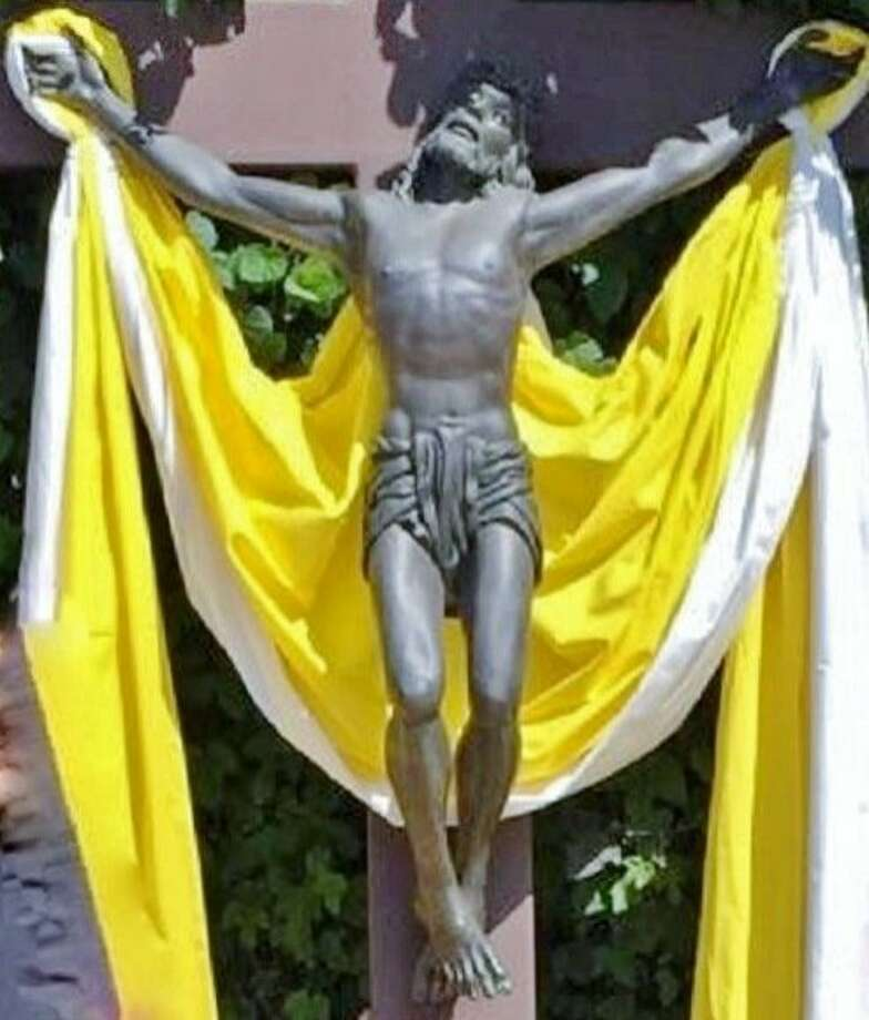 Thieves steal statue of Jesus from Castro Valley church