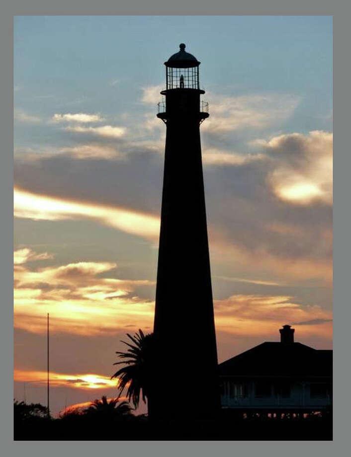 Bolivar Lighthouse Photo courtesy of CrystalBeach.com Photo: Galveston Travel
