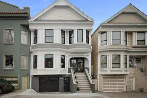 Remodeled Victorian in S.F.'s Inner Richmond - Photo